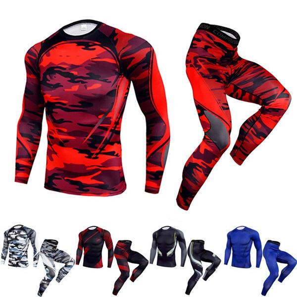 Camouflage Leggings, sportswearset, Leggings, Fashion