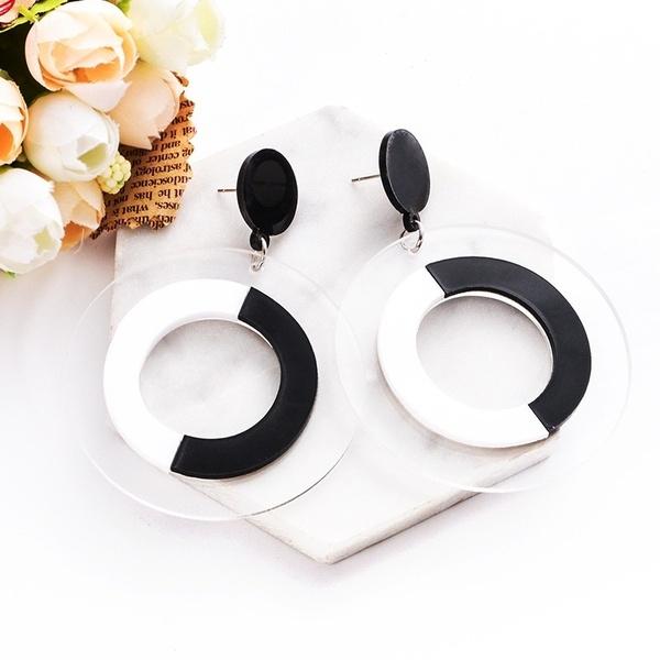 Jewelry, Gifts, black, Earring