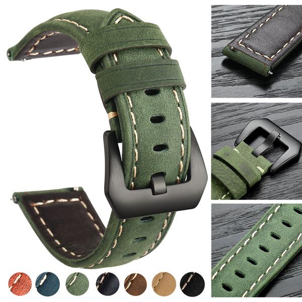20mmleatherwatchband, Samsung, leather, watchstrap