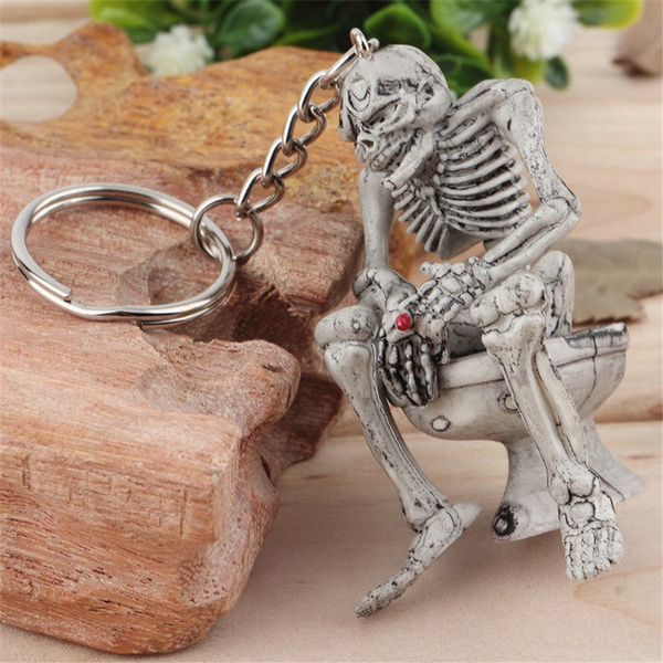 Key Chain, Jewelry, halloweengift, keyfob
