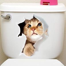 Baño, bathroomsticker, 3dwallsticker, Wall Posters