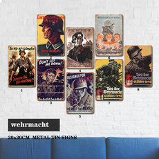 affordable, Home Decor, wehrmacht, Vintage