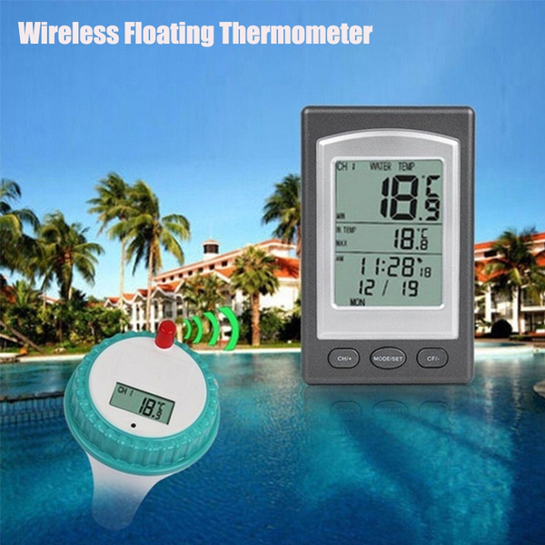 tester, pool, Thermometer, lcd