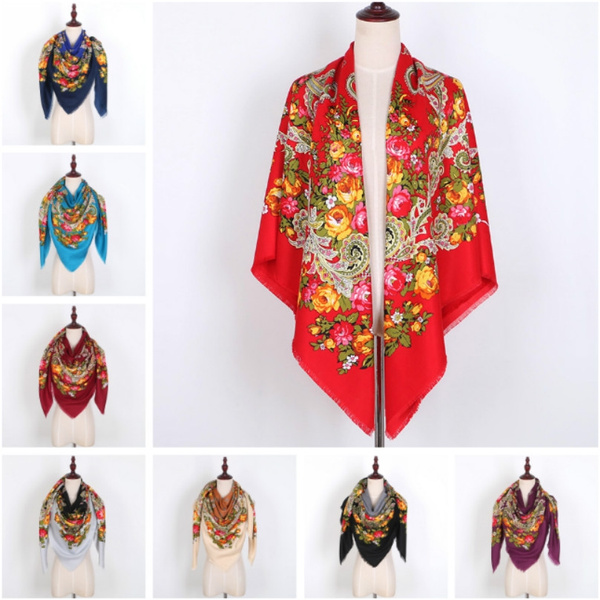 tasselshawl, Women, Tassels, largesquarescarf