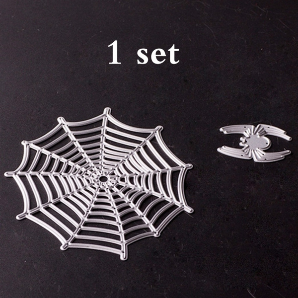 spidercuttingdie, metalcuttingdie, Halloween, diyembossingtool