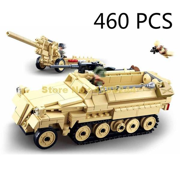 Toy, tanktoy, cannon, puzzletoy