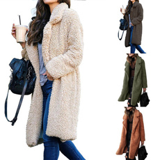 knitted, cardigan, fur, Winter