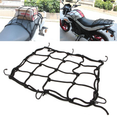 Automobiles Motorcycles, motorcycleadjustablecargonet, Tank, Bagagem