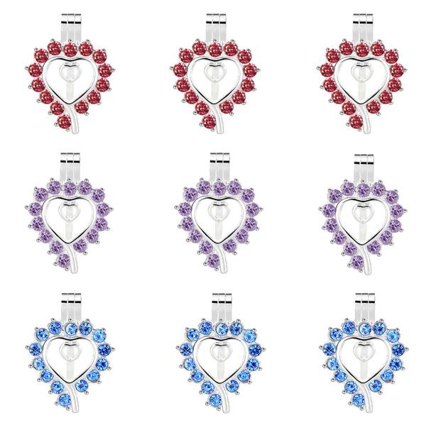 Heart, essentialoildiffuser, Jewelry, Silver hearts