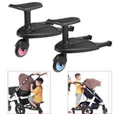 strollerstepboard, standboard, wheeledpushchair, strollerboard