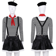 suspenders, adultcosplaycostume, Ladies Fashion, Tops