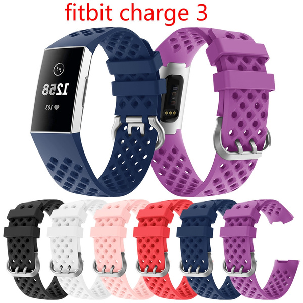 Sport, Wristbands, charge3strap, Silicone