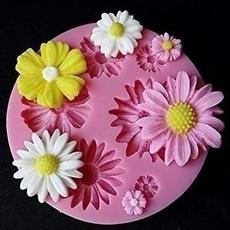 caketool, Flowers, art, Sunflowers