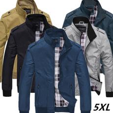 Fashion, pilotjacketmen, Coat, Men