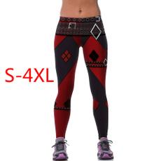 digitalprint, Leggings, yoga pants, sport pants