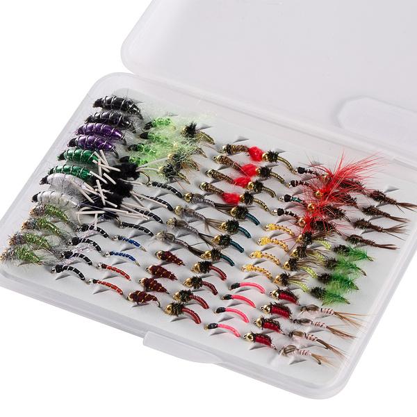 Box, flieskit, Fishing Lure, baitslure