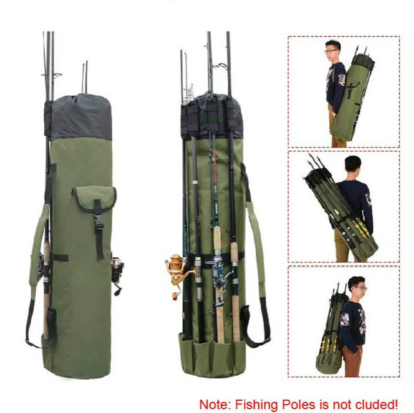 fishingrodbag, fishingtacklebag, Outdoor, Capacity
