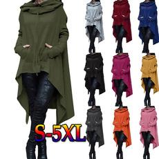 knitwear, hooded sweater, solidcolortop, sweater coat