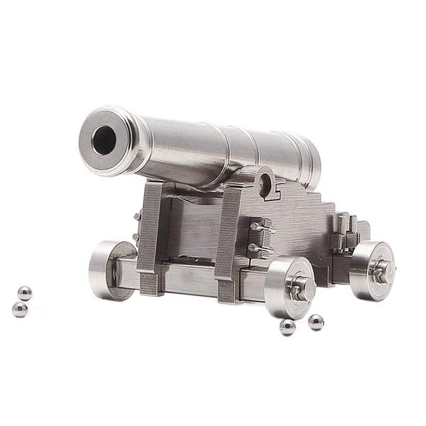 Steel, Mini, pocketcannon, cannon