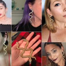 earhole, Fashion, Jewelry, snakeearring