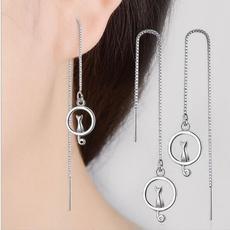Sterling, Jewelry, wedding earrings, lovelycat