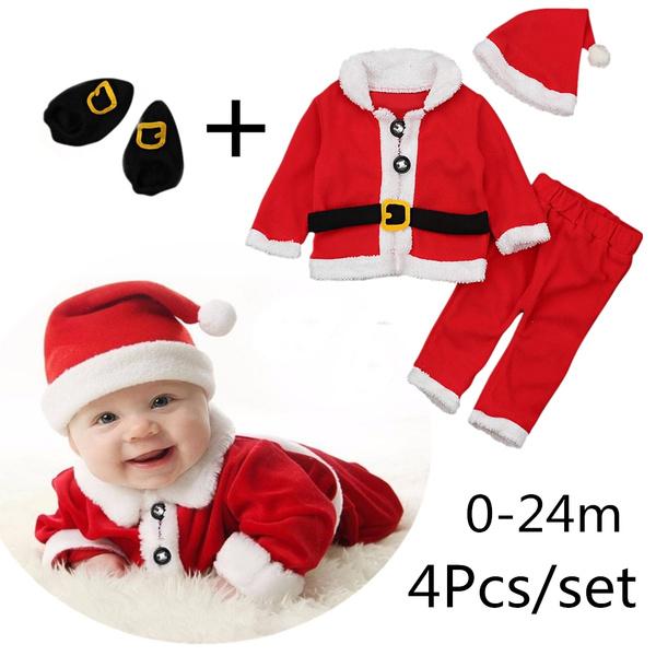 Clothes, Cosplay, Christmas, babyboysclothingset