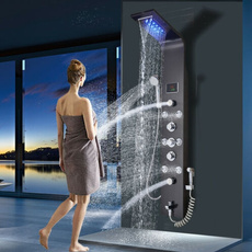 bathroomfaucet, Faucets, led, ledfaucet