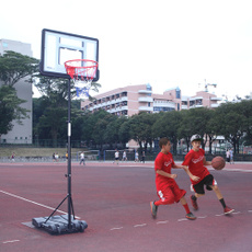basketballrack, Basketball, Sports & Nature, basketballstand