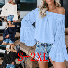blouse, Long sleeve top, Sleeve, Women Blouse