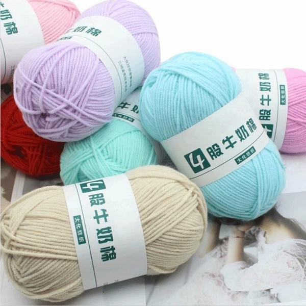 cottonyarn, Knitting, Gel, Yarn