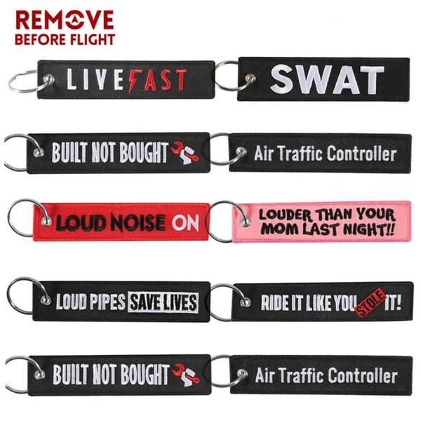 removebeforeflight, Fashion, flightkeychain, Chain