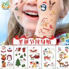 tattoo, Toy, Christmas, Waterproof