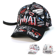 graffitihat, Baseball Hat, Outdoor, women hats