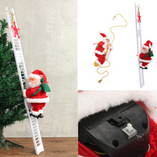 Fashion, Home Decor, christmastreehanging, Santa Claus