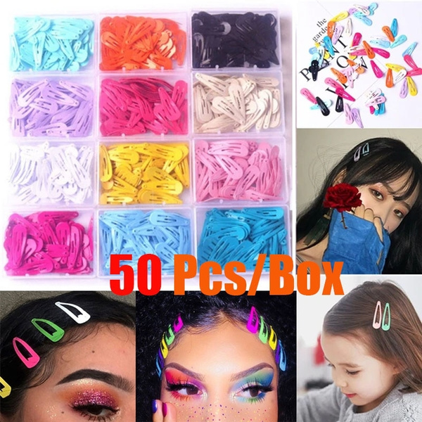 cute, Barrettes, Colorful, Children