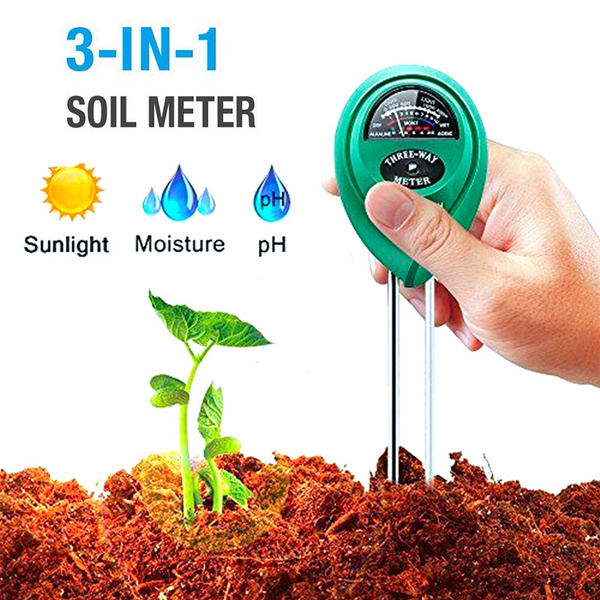 Plants, watertester, solidmoisturemeter, Garden