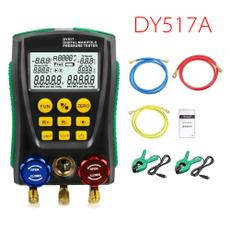 manifoldtester, tester, vacuumpressuretester, refrigerantmeter