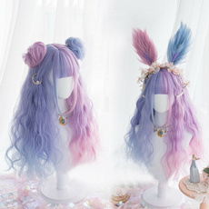 wig, cute, christmaspartywig, Fashion