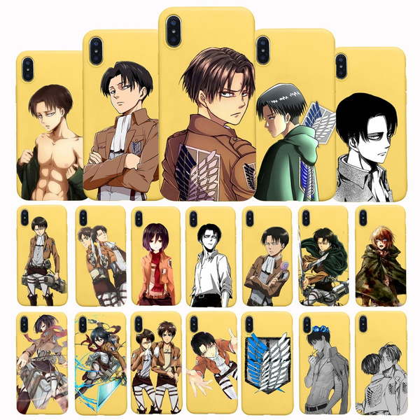 coque iphone 8 anime boy