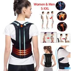 Fashion Accessory, supportcorrectorbackpain, correctorbackbracebelt, backcorrector