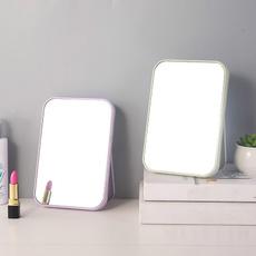 Makeup Mirrors, Square, Princess, Beauty