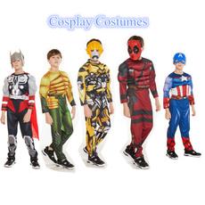 kids, superherocostume, boyscostume, Muscle