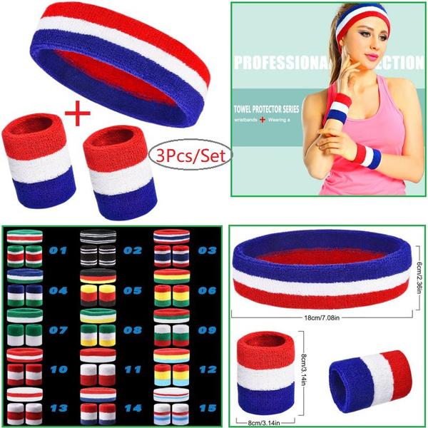 sweatbandwristband, sweatbandheadband, Wristbands, Sports & Outdoors