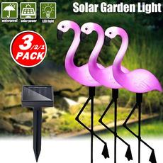 ledlandscapelight, led, Garden, flamingo