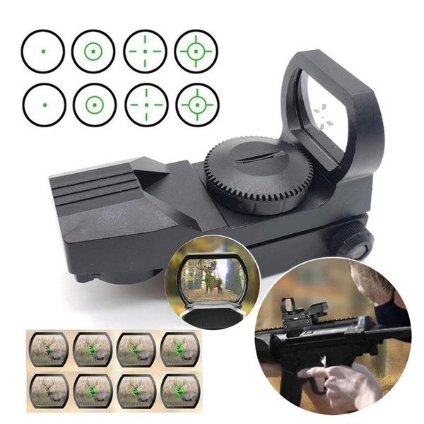 reflexsight, Holographic, tacticalsightscope, reddotsight