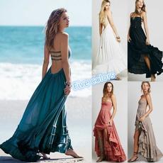 bohemia, gowns, bandage dress, pleated dress