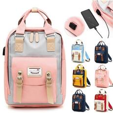 travel backpack, Capacity, usb, Waterproof