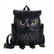 Owl, School, school bags for teenagers, cute