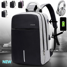Fashion, Computers, usb, School Backpack