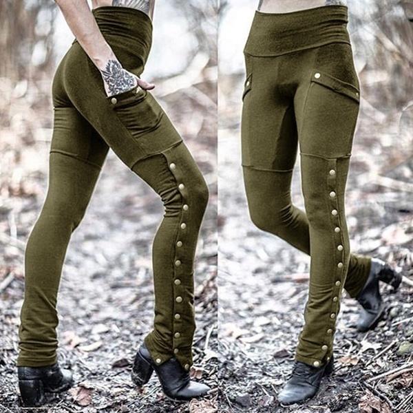 Leggings, slim, skinny pants, Casual pants